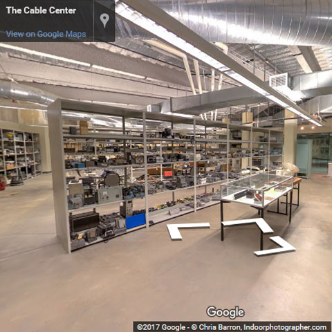 Google Street View of the Cable Center