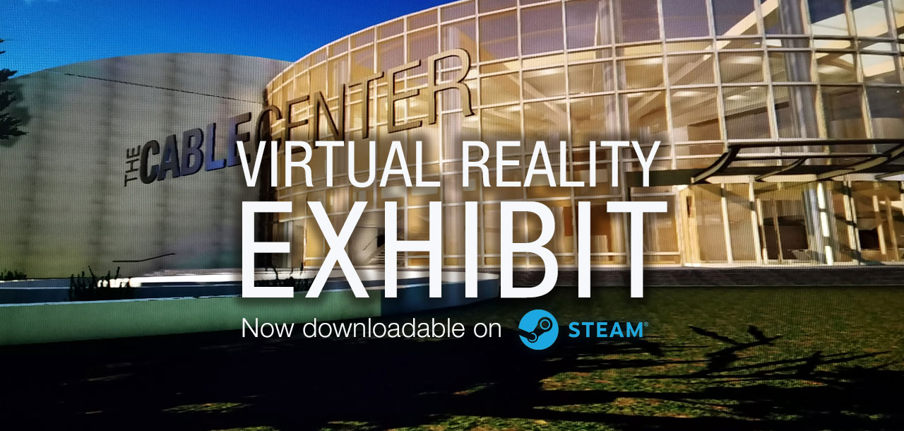 Virtual Reality Exhibit Steam Store