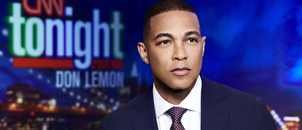 "Cable Hall of Fame Celebration Announces Emcee: Don Lemon, Host of  ""CNN Tonight"""