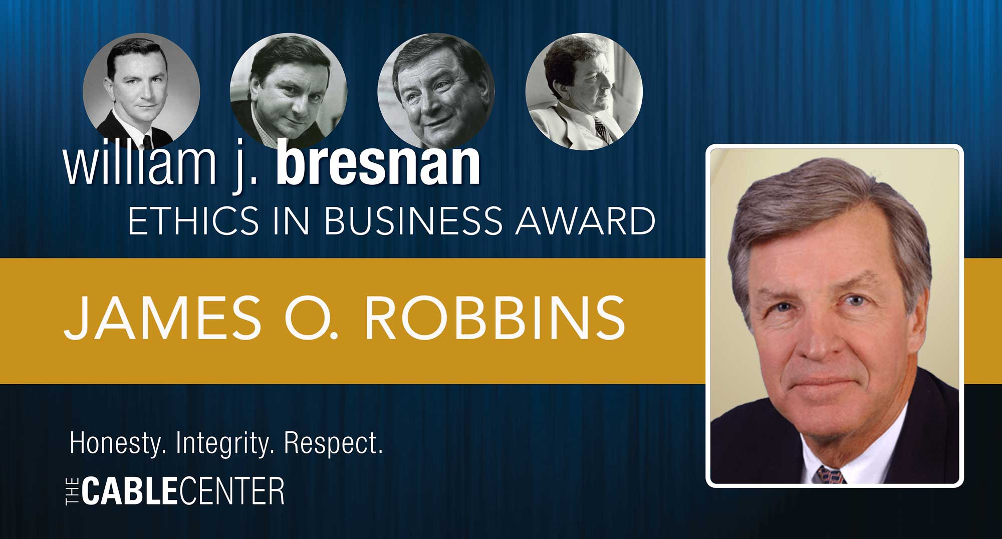 Bresnan Ethics in Business Award