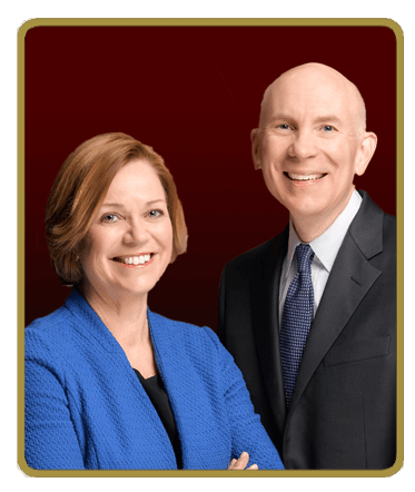 Susan Swain and Rob Kennedy, president and co-CEOs, C-SPAN