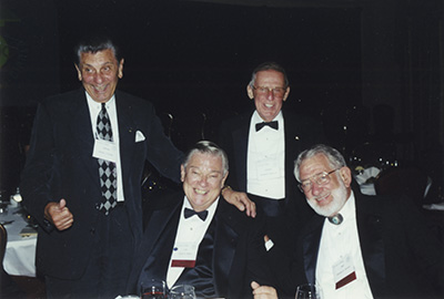 BH13-63-3 Jim Duratz, Les Read, Joe Gans, Bill Arnold 2001w